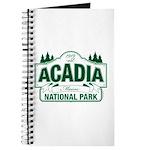 Acadia National Park Journal