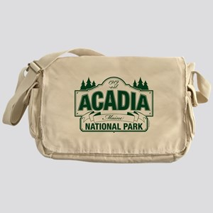 Acadia National Park Messenger Bag