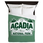 Acadia National Park Queen Duvet