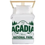 Acadia National Park Twin Duvet