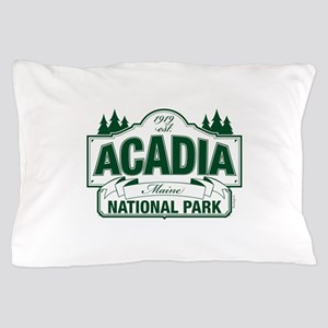 Acadia National Park Pillow Case