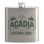 Acadia National Park Flask
