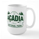 Acadia National Park Large Mug