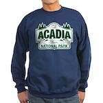 Acadia National Park Sweatshirt (dark)