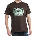 Acadia National Park Dark T-Shirt