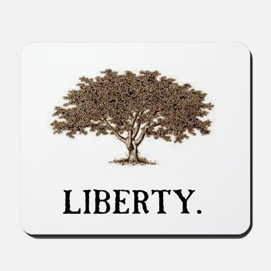 The Liberty Tree Mousepad