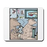 Bovine Tattoos Mousepad