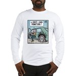 Punkture Long Sleeve T-Shirt