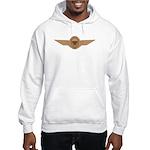 German Parachutist Hooded Sweatshirt