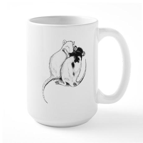 Rat Hug Mugs