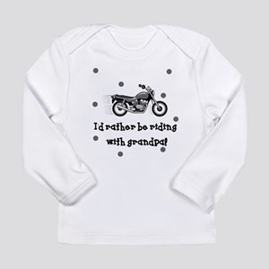 riding2 Long Sleeve T-Shirt
