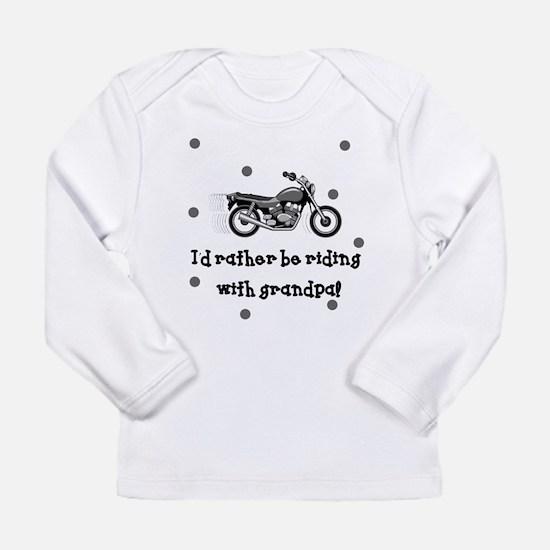 riding2.jpg Long Sleeve T-Shirt