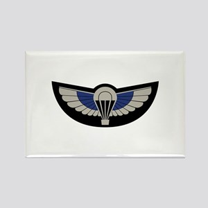 SAS Airborne Rectangle Magnet