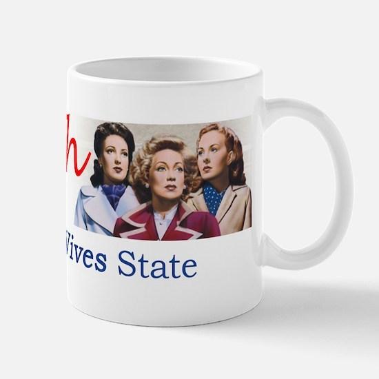 Three Wives State Mug