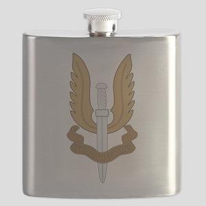 British SAS Flask