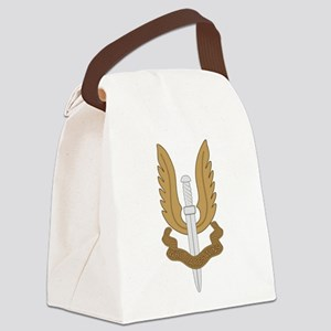 British SAS Canvas Lunch Bag