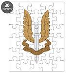 British SAS Puzzle