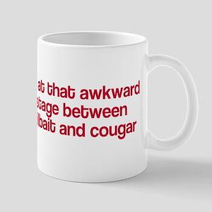 Between jailbait and cougar Mug