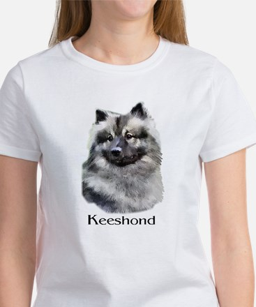 Keeshond Gifts Women's T-Shirt