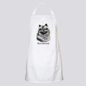 Keeshond Gifts BBQ Apron