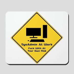 SysAdmin Zone Mousepad