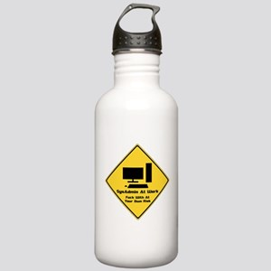 SysAdmin Zone Stainless Water Bottle 1.0L