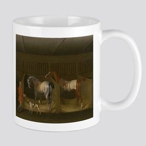 At the Stable Mug