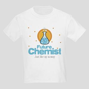 Future Chemist like Mommy T-Shirt