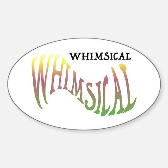DescribeMeDesigns-Whimsical Decal