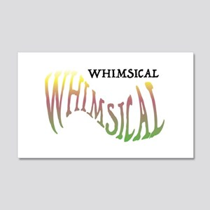DescribeMeDesigns-Whimsical Wall Decal