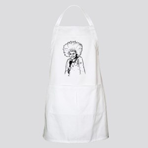 Phyllis Diller Illustration Apron