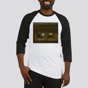 At the Stable Baseball Jersey