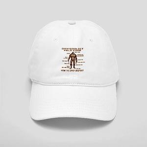 How to Spot Bigfoot - Field Guide Cap