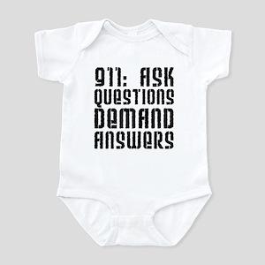 911: Demand Answers Infant Bodysuit