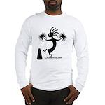 Kokopelli Cheerleader / Pep S Long Sleeve T-Shirt