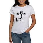 Kokopelli Cheerleader / Pep S Women's T-Shirt