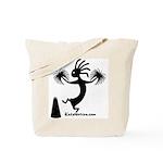 Kokopelli Cheerleader / Pep S Tote Bag