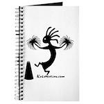 Kokopelli Cheerleader / Pep S Journal