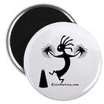 Kokopelli Cheerleader / Pep S Magnet