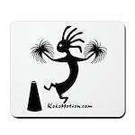 Kokopelli Cheerleader / Pep S Mousepad