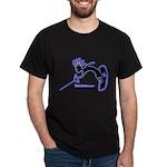 Kokopelli Wakeboarder Dark T-Shirt