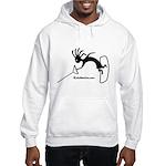 Kokopelli Wakeboarder Hooded Sweatshirt