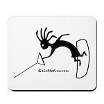 Kokopelli Wakeboarder Mousepad