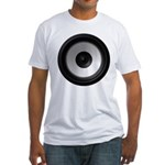 BASS (Speaker) Fitted T-Shirt