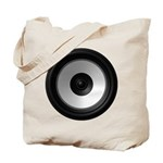 BASS (Speaker) Tote Bag