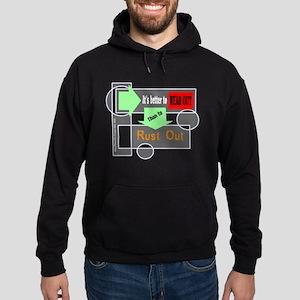 Better To Wear Out-Millard Fillmore/t-shirt Hoodie