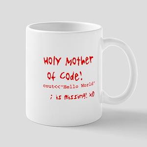 Mother of Code Mug