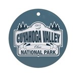 Cuyahoga Valley National Park Ornament (Round)