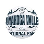 """Cuyahoga Valley National Park 3.5"""" Button (100 pac"""