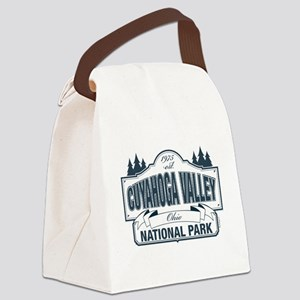 Cuyahoga Valley National Park Canvas Lunch Bag